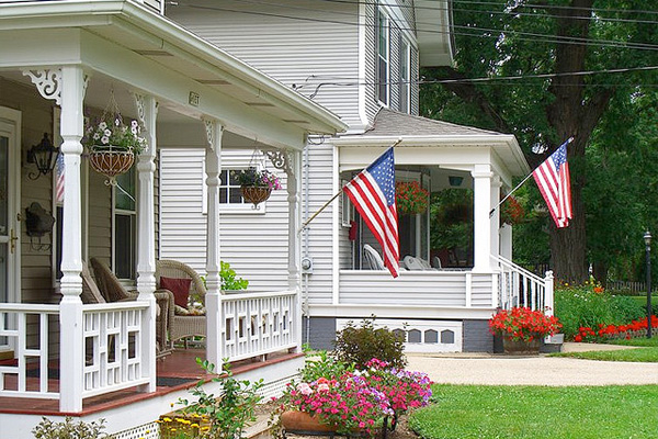 Ideas for Flying Old Glory on the 4th